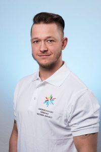 Eric Wunderlich Landestrainerassistent Sachsen-Anhalt