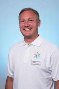Manuel Hiemer Vizepräsident LEV Sachsen-Anhalt