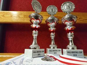 Pokale, Medaillen und Urkunden