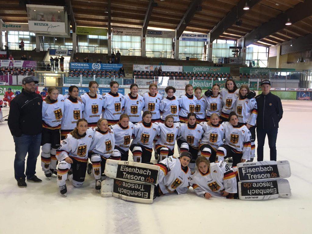 DEB U16 Frauennationalmannschaft
