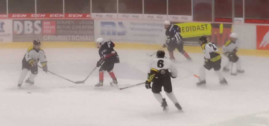 Sachsen-West vs Eisbären Juniors