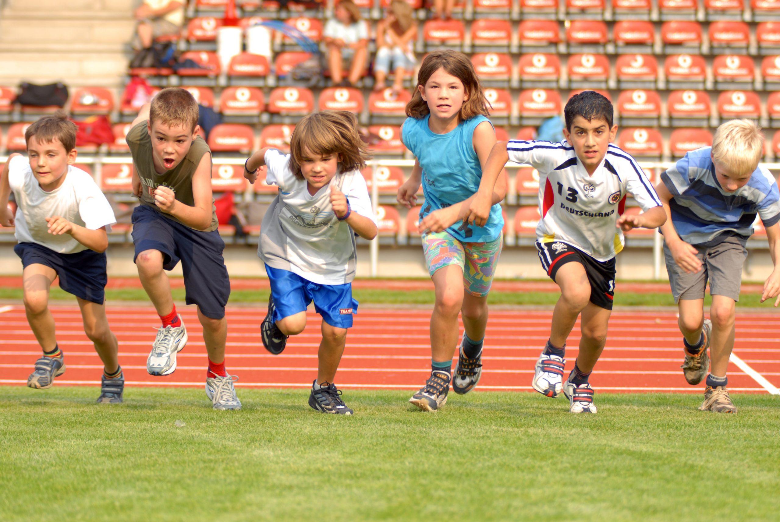 Sport für Kinder und Jugendliche - LSBNRW